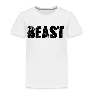 Beast - Premium-T-shirt barn