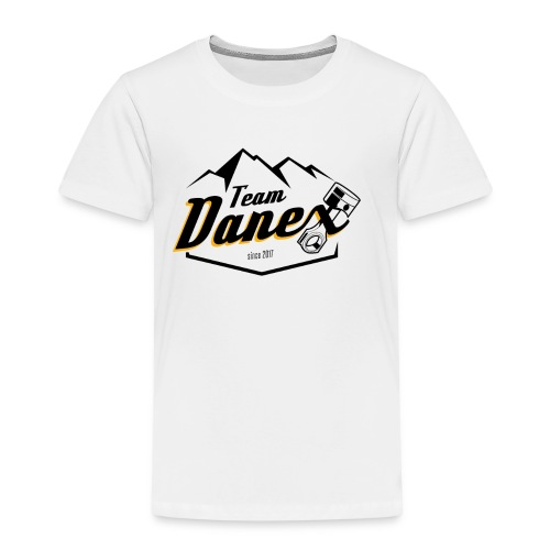 Team Danex Logo - Kinder Premium T-Shirt