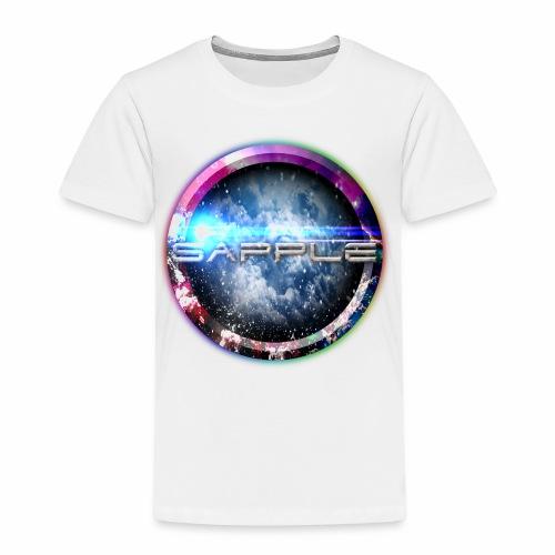 Sapple Space Design - Kinder Premium T-Shirt