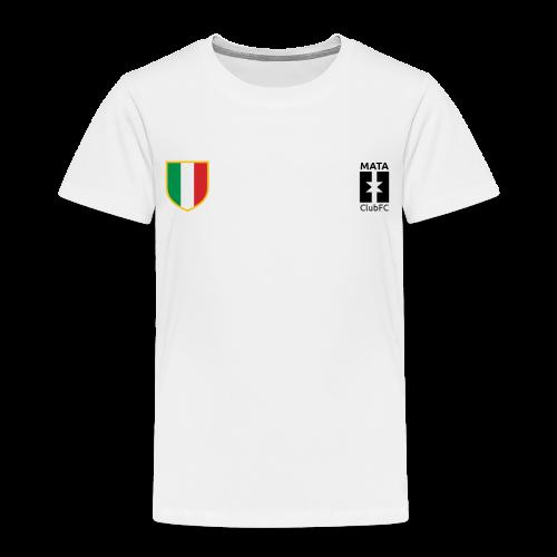 La Scudetto | Mata Club Football Culture - Maglietta Premium per bambini