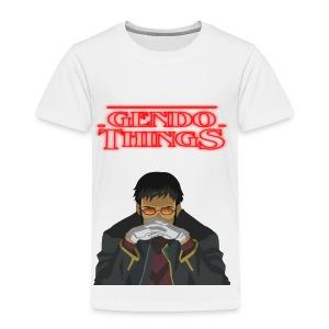 Gendo things - Camiseta premium niño