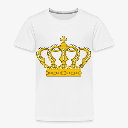Crown Cross - Kinder Premium T-Shirt