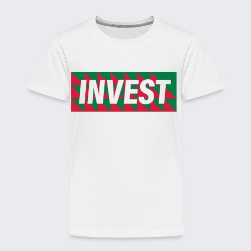 Invest - Kinder Premium T-Shirt