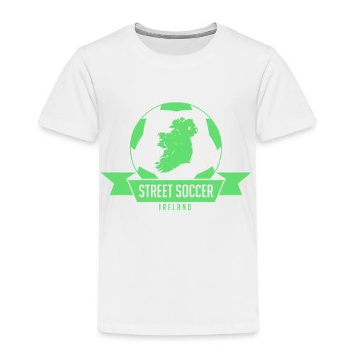 Street Soccer Ireland - Kids' Premium T-Shirt