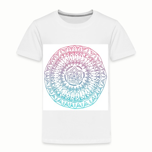 mandala - T-shirt Premium Enfant