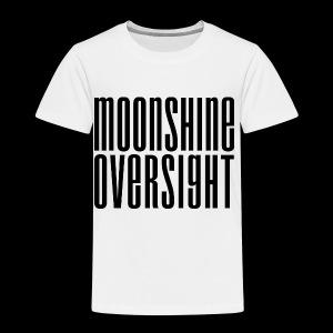 Moonshine Oversight noir - T-shirt Premium Enfant