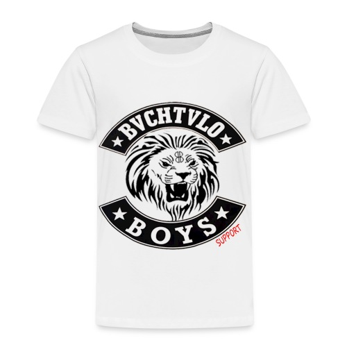 BVCHTVLO BOYS SUPPORT - Kinder Premium T-Shirt