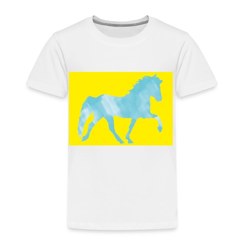 summer icy - Kinder Premium T-Shirt