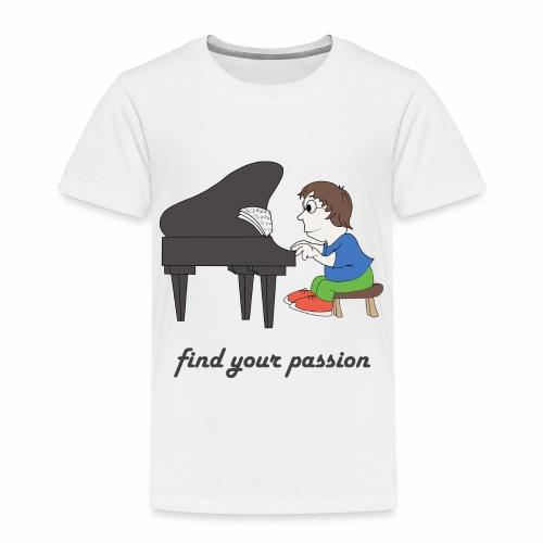 Passion - Koszulka dziecięca Premium