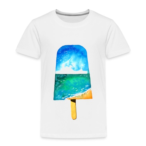 popsicle - Kids' Premium T-Shirt