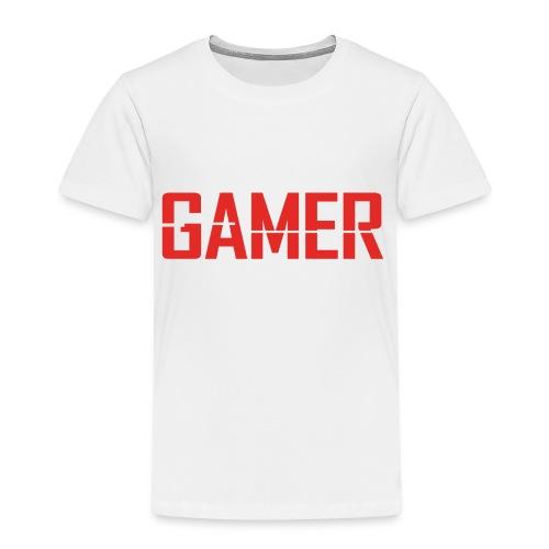 Gamer - Camiseta premium niño