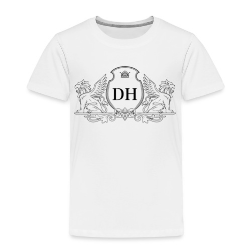 DUTCH HΣRΔ™️ Shield - Kinderen Premium T-shirt