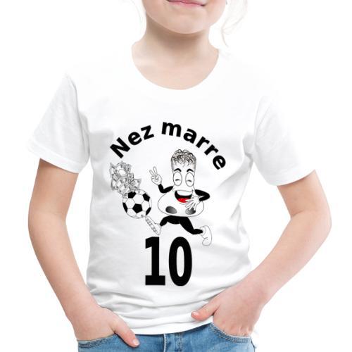 Nez marre football humour FC - T-shirt Premium Enfant
