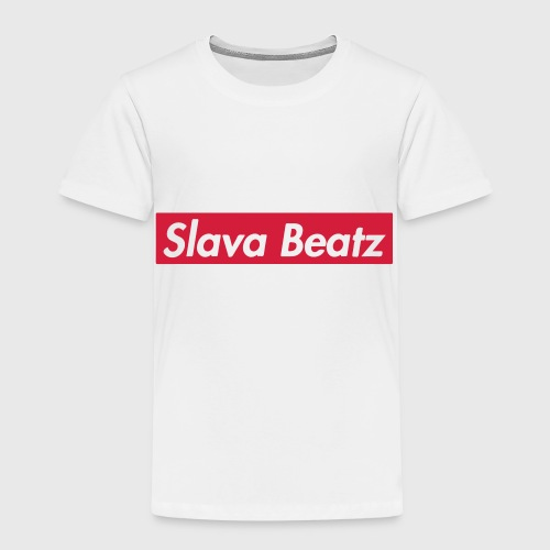 Slava Beatz Sup.-Logo - Kinder Premium T-Shirt
