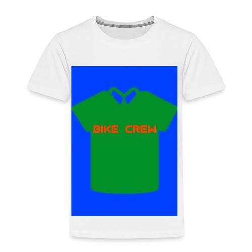 Bike Crew Merch (grün) - Kinder Premium T-Shirt