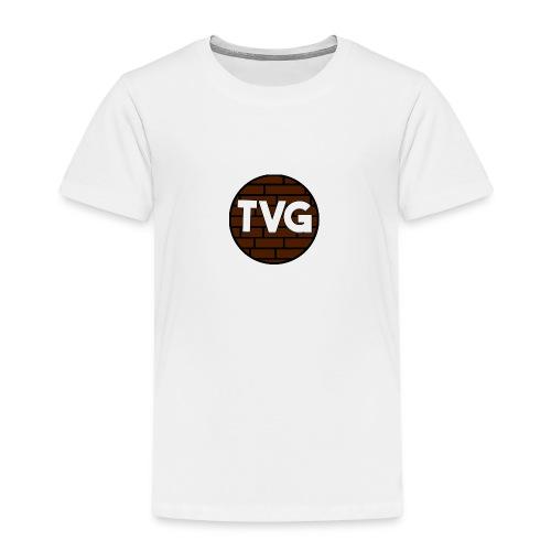 TeVeelGamers - Kinderen Premium T-shirt