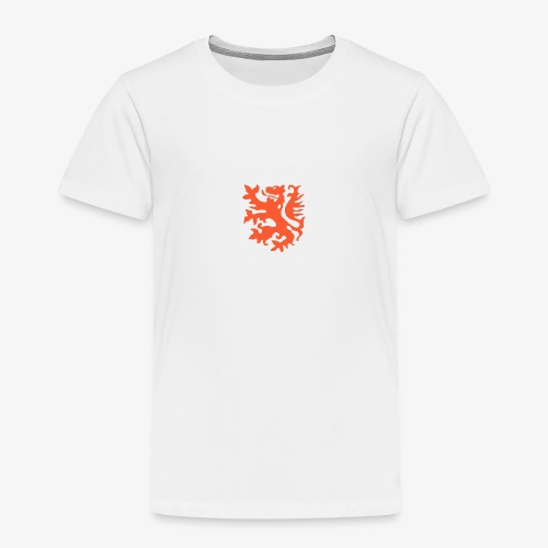 Orange lion Replica Holland 1974 - Kids' Premium T-Shirt