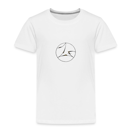 LOGO ZAXOFF - T-shirt Premium Enfant