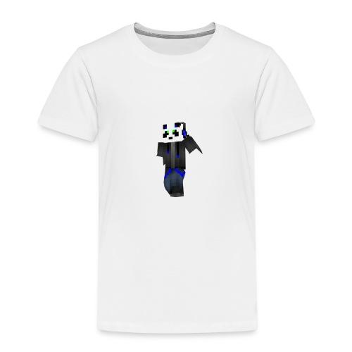 H2o_Panda - Premium-T-shirt barn