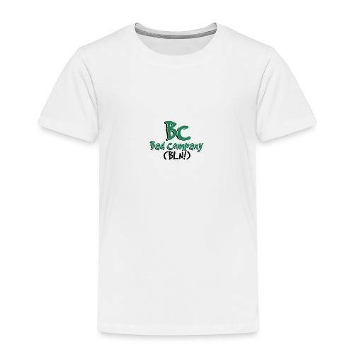 Bad company (BLN!) clothing brand Berlin - Kinder Premium T-Shirt