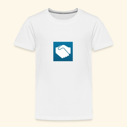 Wir sind zufrieden - Kinder Premium T-Shirt