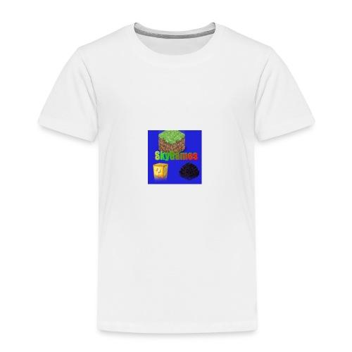 SkyGames - Kinderen Premium T-shirt