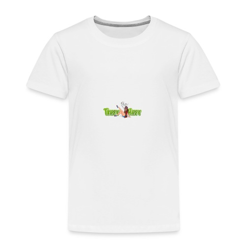TheTrippyHippyFinalLogo CompressedResized - Kids' Premium T-Shirt