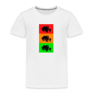 Retro Land-Rover - Kids' Premium T-Shirt