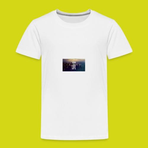 VAPE LIFE - Kids' Premium T-Shirt