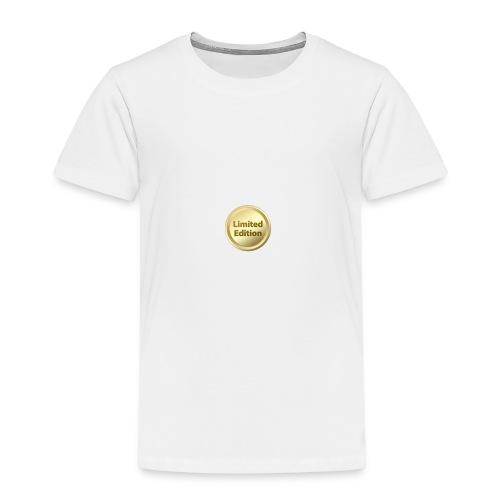 LIMITED MERCH - Premium-T-shirt barn