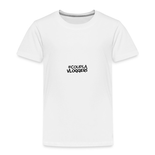 #CouplaVloggers - Kids' Premium T-Shirt