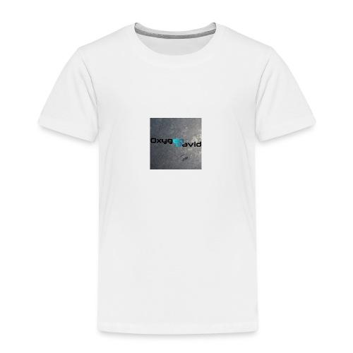 Oxygendavids farming simulator merchandise - Kids' Premium T-Shirt