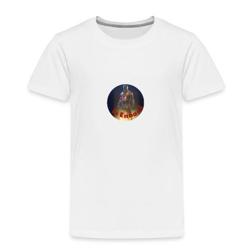 Shirt mit LÉ ENNARD Motiv - Kinder Premium T-Shirt