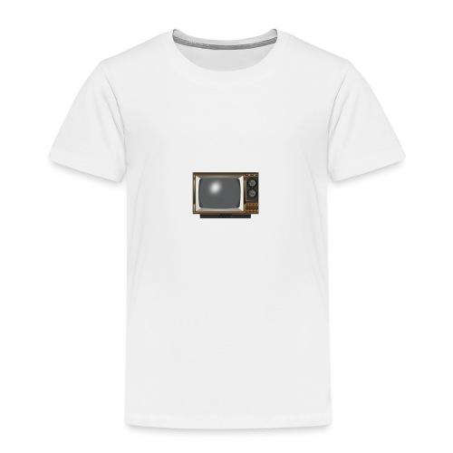 la télé - T-shirt Premium Enfant