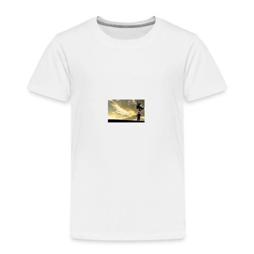 skate - Maglietta Premium per bambini