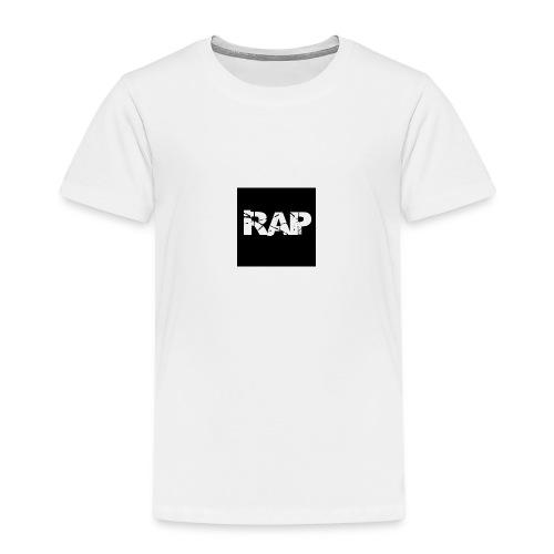 Rap - Logo - Kids' Premium T-Shirt
