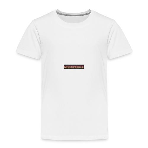 Abgecracked - Kinder Premium T-Shirt