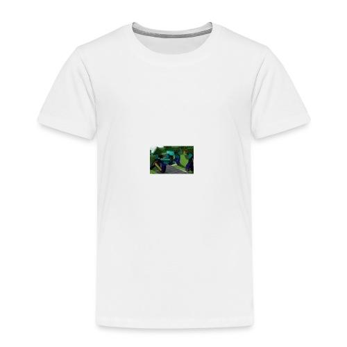 Minecraft - Kinder Premium T-Shirt