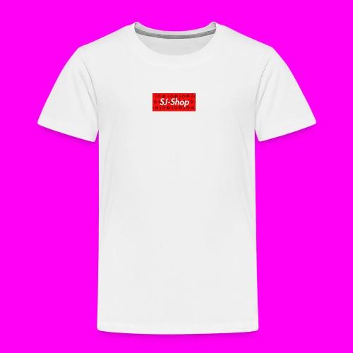 SJ-Shop [STYLE1] - Kinder Premium T-Shirt