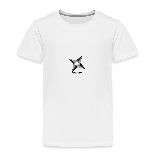 The Ninja Star - Kids' Premium T-Shirt
