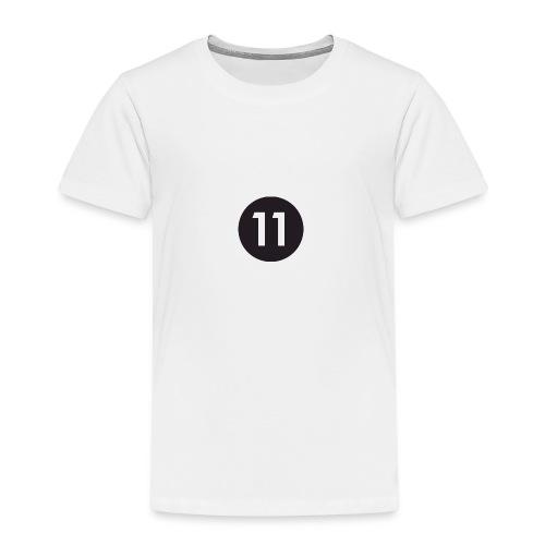 11 ball - Kids' Premium T-Shirt
