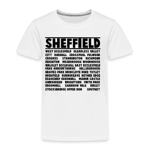 Sheffield City - Kids' Premium T-Shirt