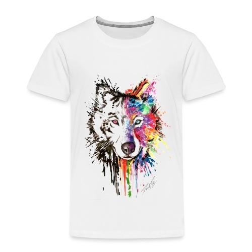 David Pucher Art - Kinder Premium T-Shirt