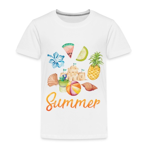 Summer - Kinder Premium T-Shirt
