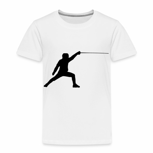 Fencer - Kinder Premium T-Shirt