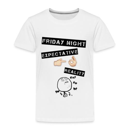 FRIDAY NIGHT - Camiseta premium niño