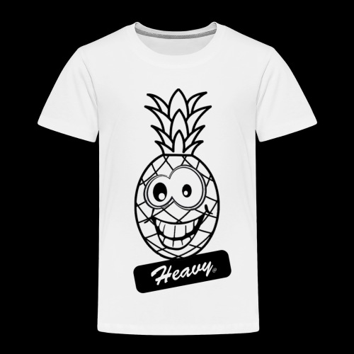 Design Ananas Heavy - T-shirt Premium Enfant