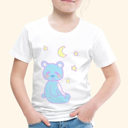 Sleepy bear - T-shirt Premium Enfant
