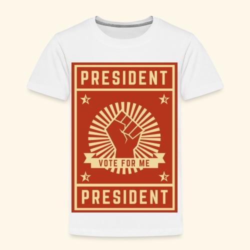 Vote for me - Kinder Premium T-Shirt