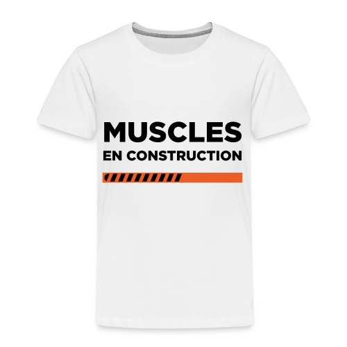 CMG Muscles - T-shirt Premium Enfant